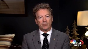 Expelling Saudi ambassador 'would send a strong message that we're displeased' says Rand Paul
